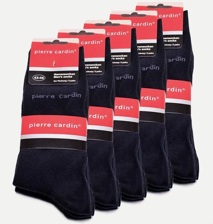 Downtown pierrecardin sokker tekst1